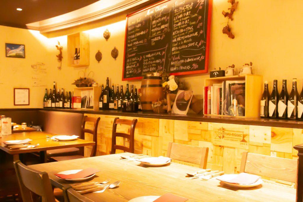 自然派ワインとフランス郷土料理 シュシュ