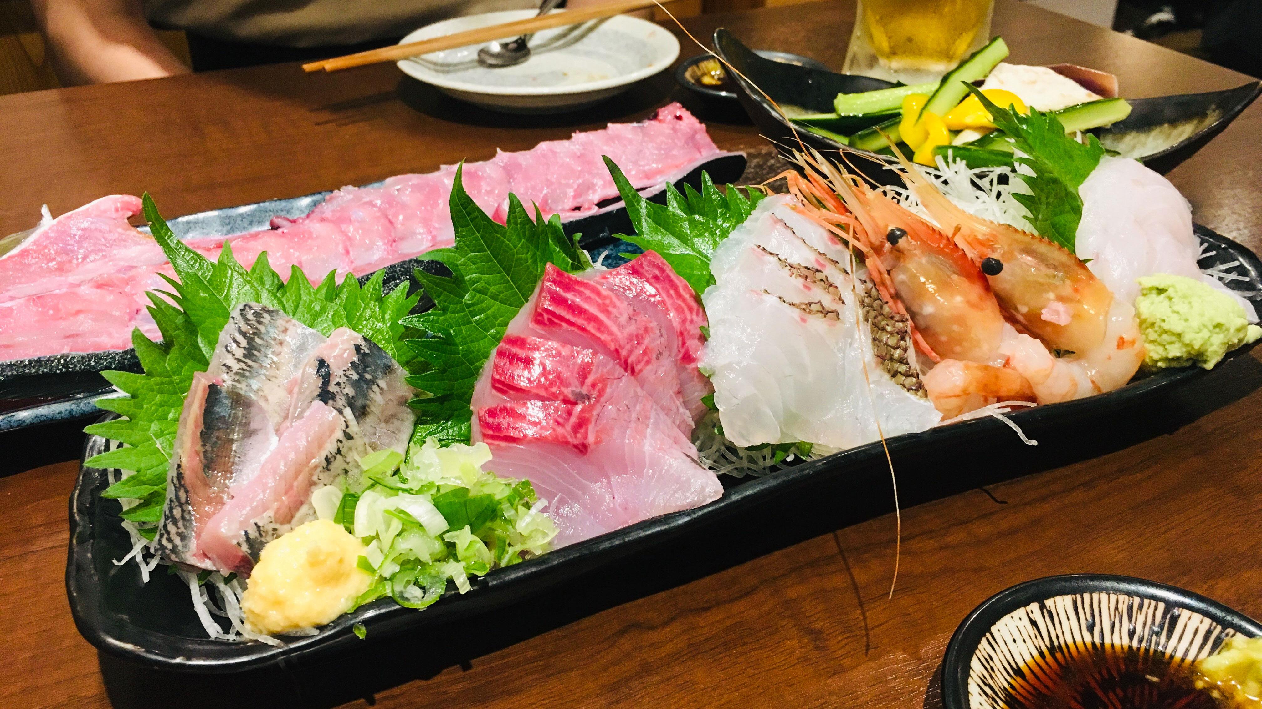 魚喰食堂ときしらず_料理
